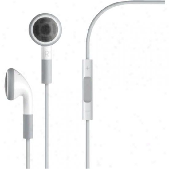 Apple Mb770g/b Earphones With Far And Mic