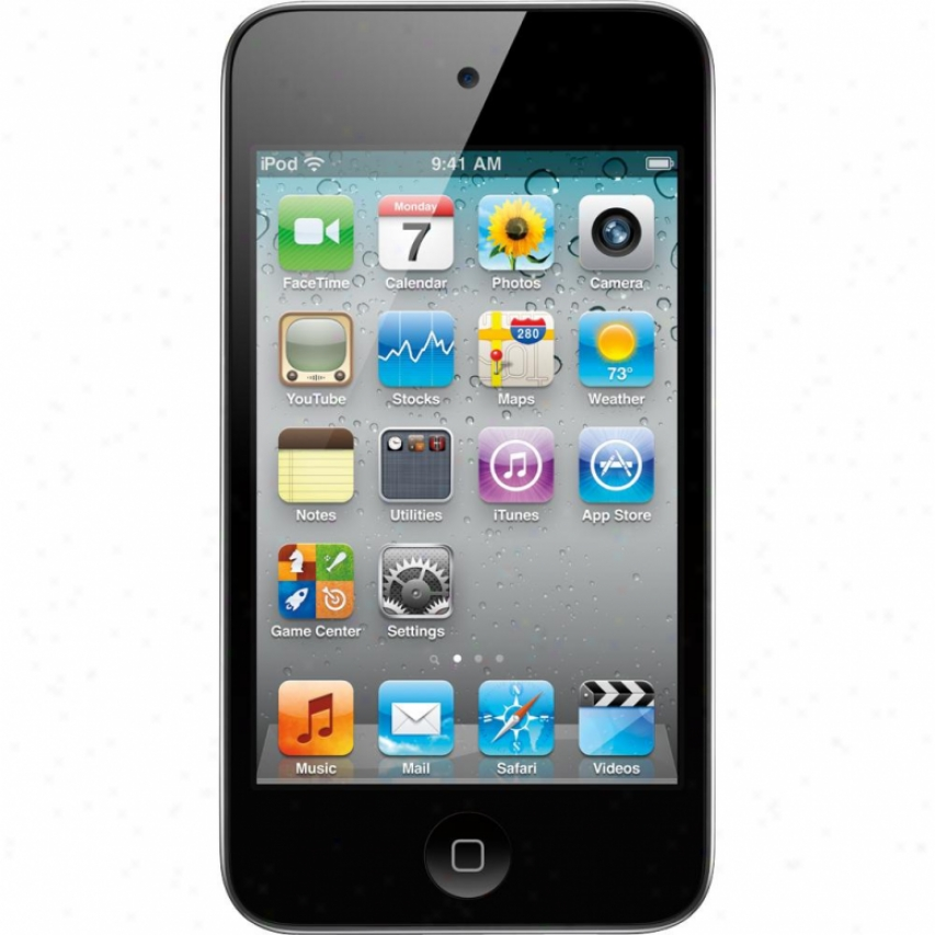 Apple Mc547ll/a Ipod Touch 64bh (4th Generation)