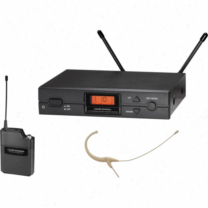 Atw-2192-th Headset Microphone Wireless System