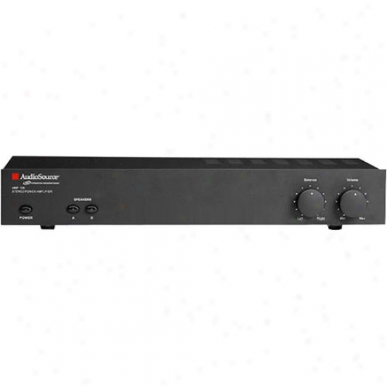 Audio Source Stereo Power Amplifier Amp 100