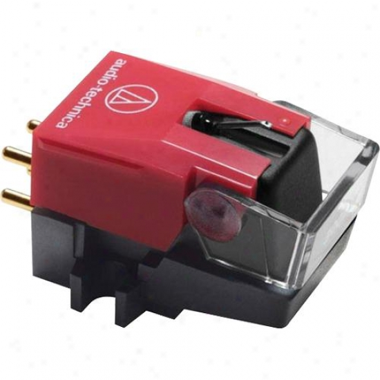 Audio Technica At100e Vm Type (dual Magnet) Stereo Cartridge