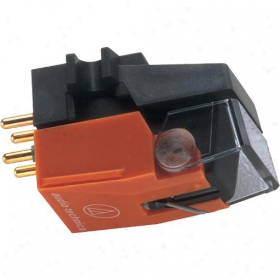 Audio Technica At120e/t Standard Mount Pbono Cartridge
