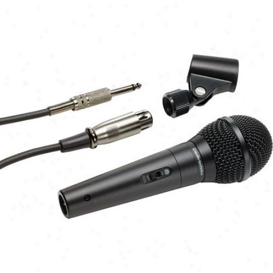 Audio Technica Atr1300 Dynamic Unidirectional Microphone