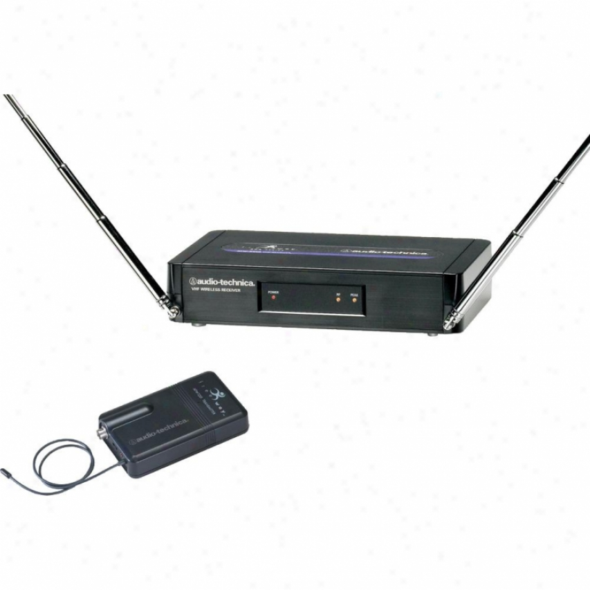 Audio Technica Atw-251/ht8 Wireless Vhf Microphone System