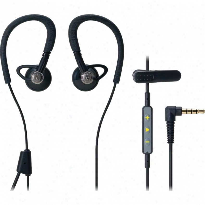 Audio Technica Players Line Sport Fit Ear-bud