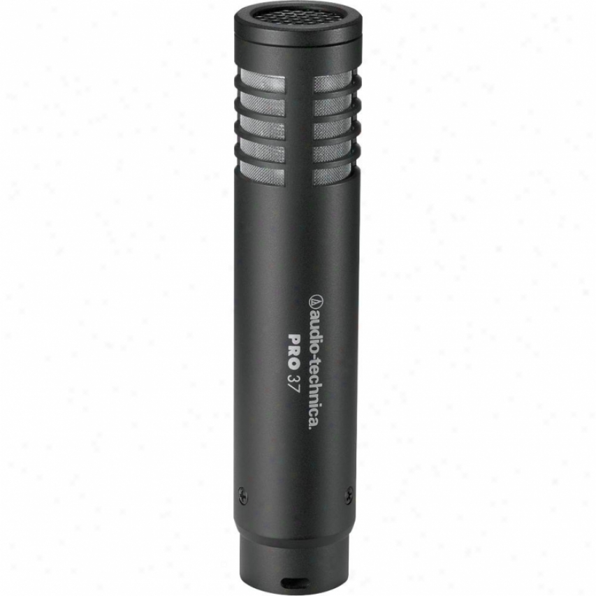 Audii Technica Pro37 Small-diaphragm Cardioid Condenser Microlhone