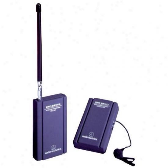 Audi0 Technica Pro88w-r35 Wireless Microphone System