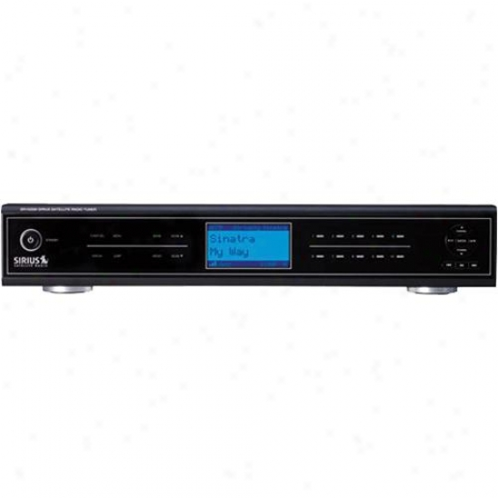 Audiovkx-satellite Sirius Xm Srh2000 Home Audio Component Tuner