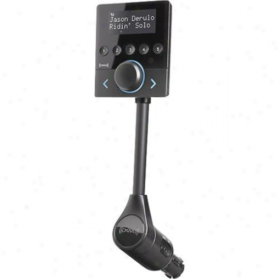 Audiovox Snap! In-vehicle Sirius Xm Radio Receiver