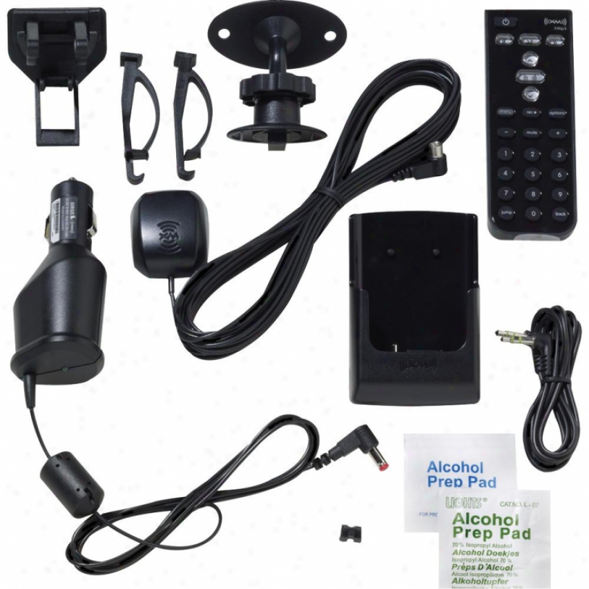 Audiovox Xapv2 Xm - Xpmp3h1 Powerconnect Vehicle Kit