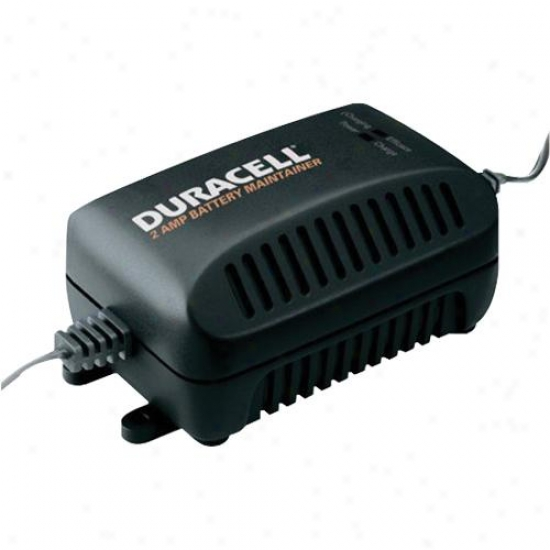 Battery Biz Duracell 2 Amp Battery Maingainer 804002707