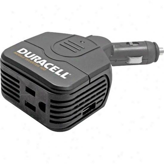 Battery Biz Duracell Mobile Inverter 100