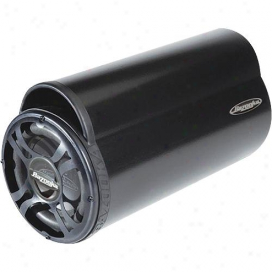 Bazooka 6 Inch Passive Single 4 Ohm Bass Tube