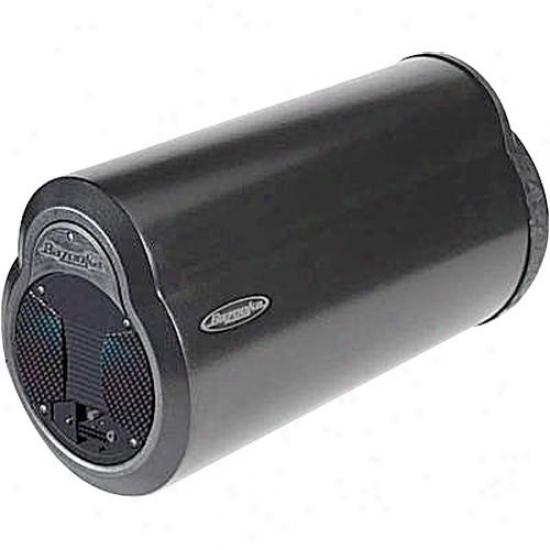 "Bazooka Bta10100 10"" 100-watt Amplified Bass Tube For Car Stereo"