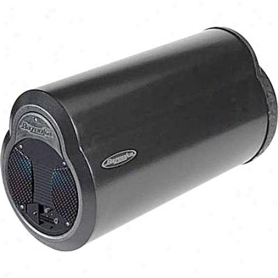 Bazooka Bta8100 8-inch 100-watt Amplified Bass Tube For Car Stereos