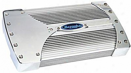 Bazooka Mono Class D 900 Watt Mono Auto Subwoofer Amplifier
