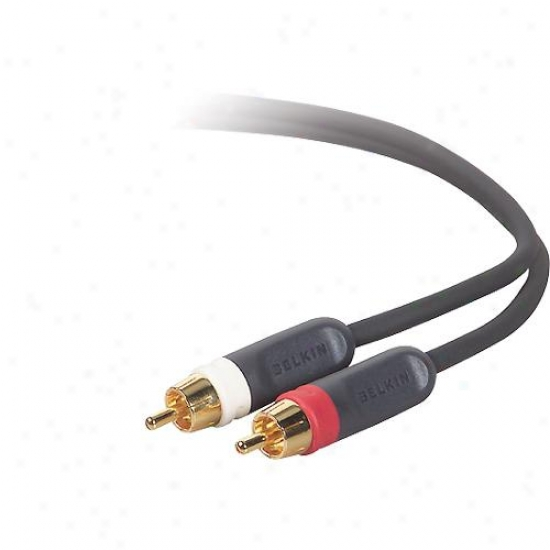 Belkin Av20300-12 Rca Audio Cable