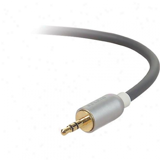 Belkin Av20601-06 Mini-stereo Audio Cable