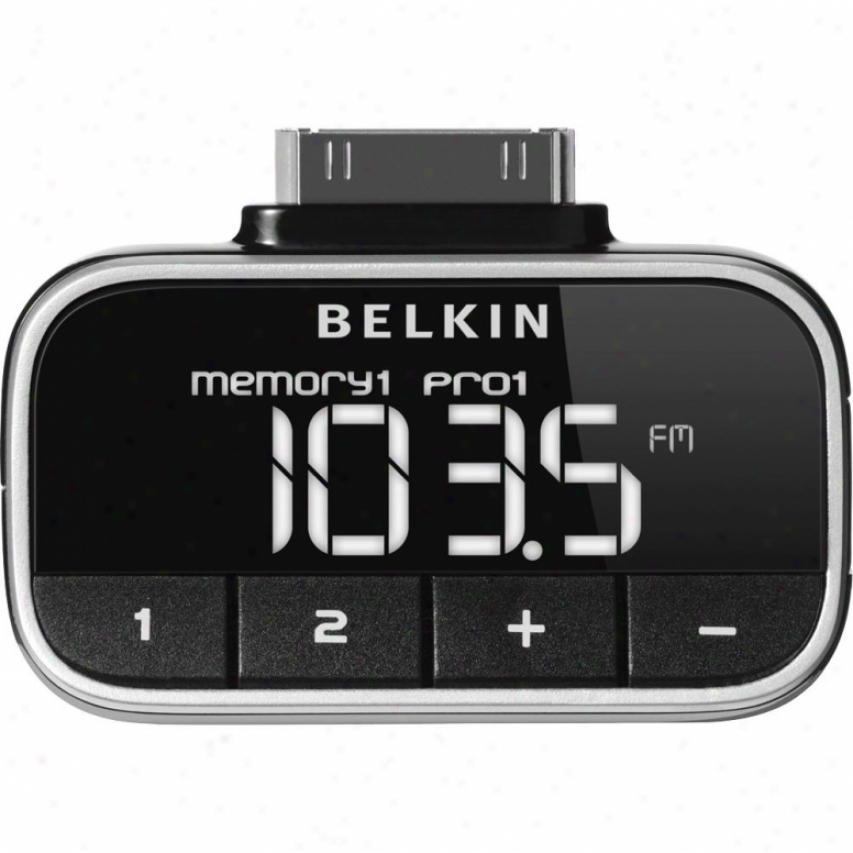 Belkin Tunefm Transmitter For Ipod