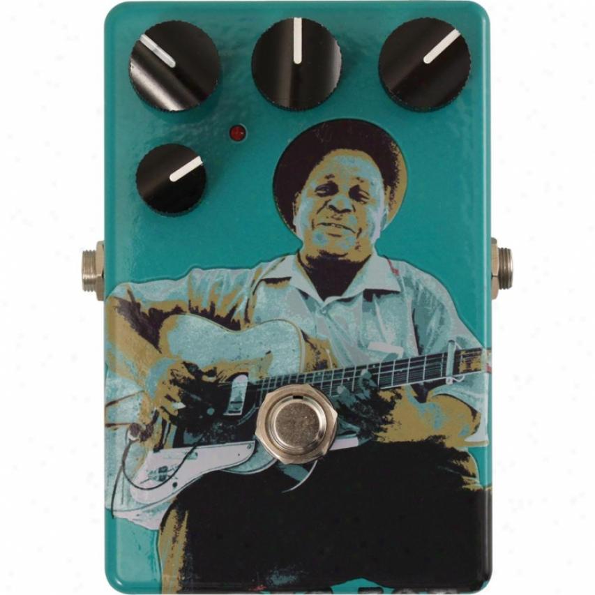 Bi Joe Stomp Box B408 Phaser Guitar Pedal