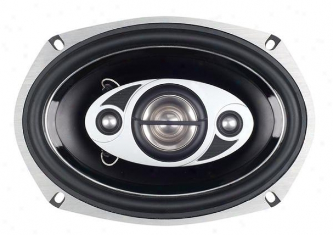 Boss Audio 6 X 9 4-way Speaker
