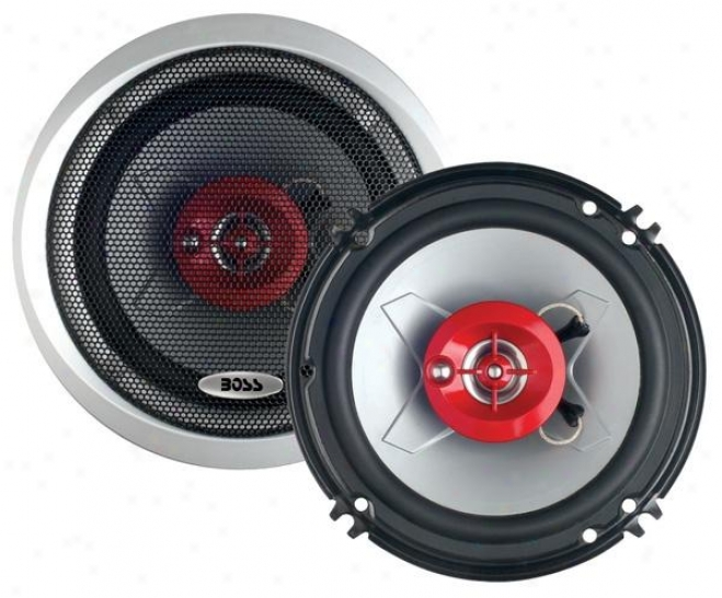 "Boss Audio 6.5"" 3-way Speaker"
