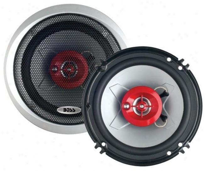 "Boss Audio 6.5"" 3-way Speaker"