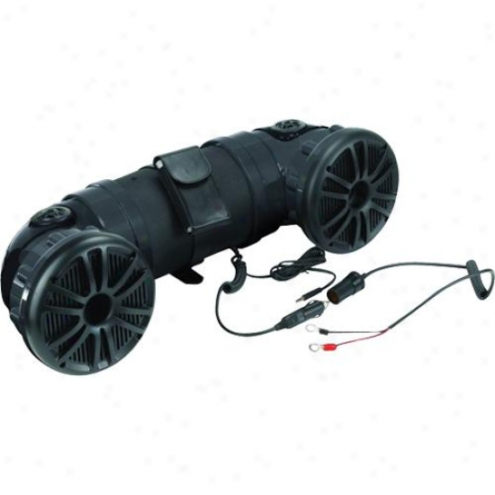 """Boss Audio 6.5"""" Marine Speakers Powered 450w Atv20"""
