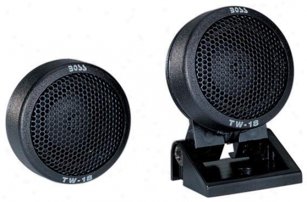 Boss Audio Boss Micro Dome Tweeter Swivel Mount