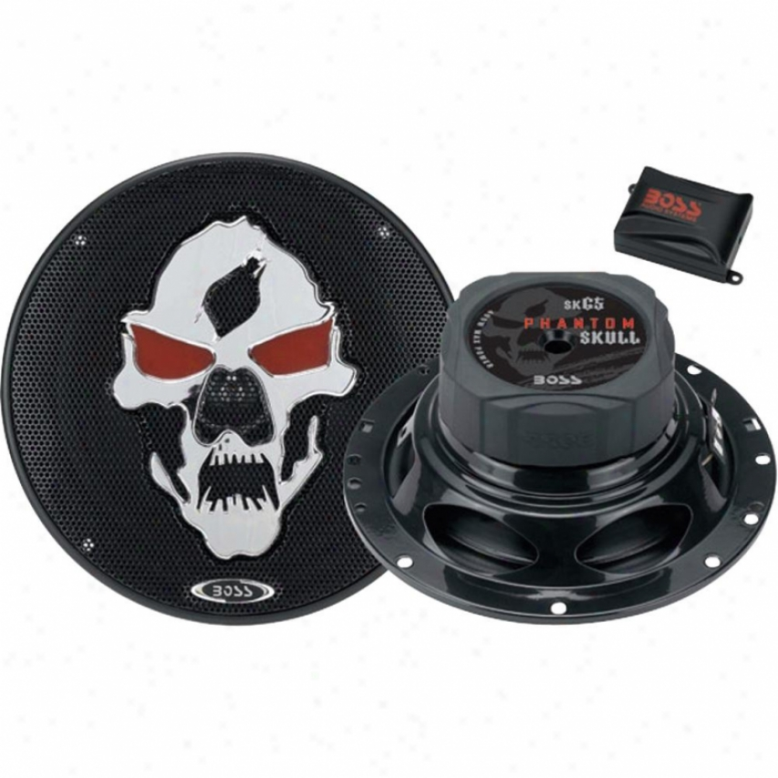 "Boss Audio Boss Phantom Skull 6.5"" Composing System"
