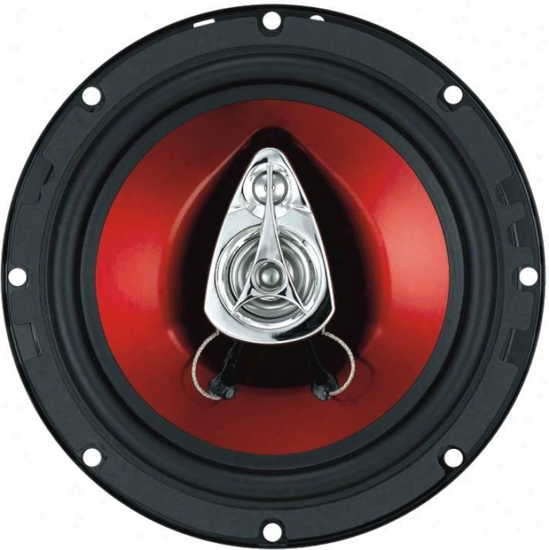 Boss Audio Ch6530 Chaos 6.5 3-way Vehicle Speaker System