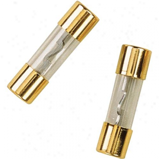 Boss Audio Gf10 Gold Plated 10a Fuse Pack Of 5