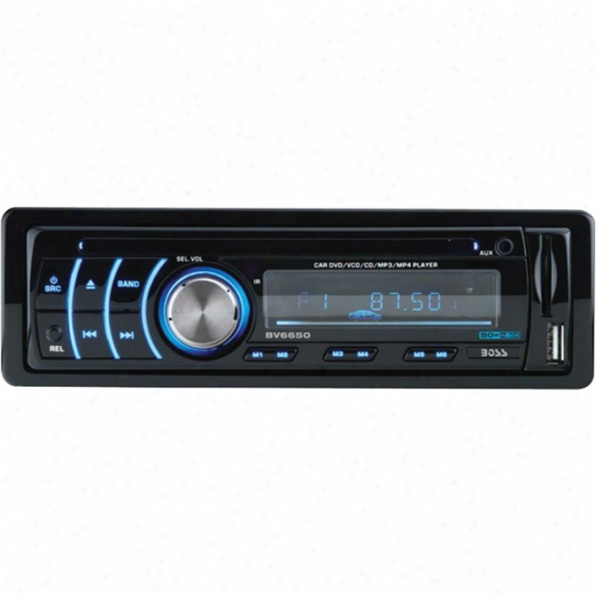 Stud Audio Indash Dvd-mp3-cd-am/fm Receiver Bv6650