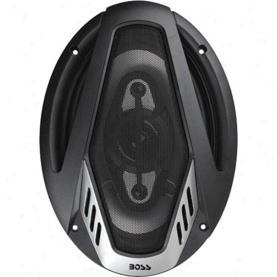 "Boss Audio Onyx Nx Succession 6"" X 9"" 4-way Car Speake - Nx694"