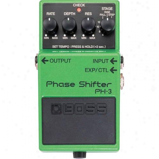 Boss Ph-3 Appearance Shifter Pedal
