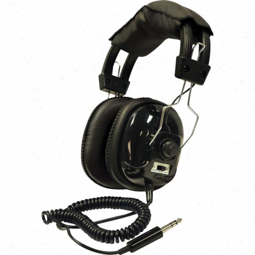 Bounty Hunter Headphones