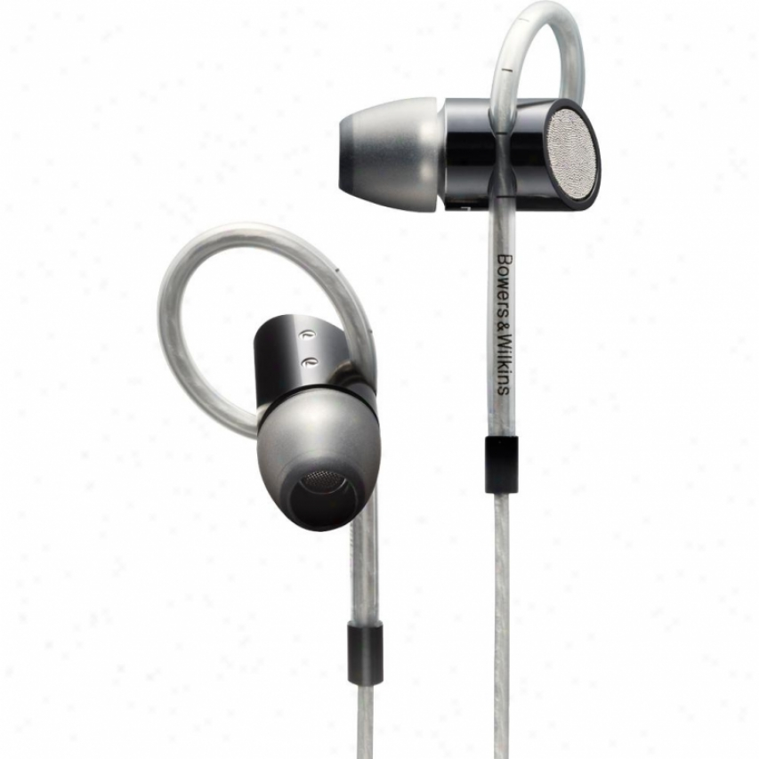 Bowers & Wilkins C5 In-ear Headphone - Black Gloss
