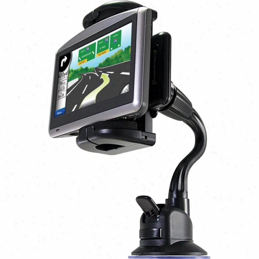 Bracketron Unlimited Gps Grip-it Windshield Mount