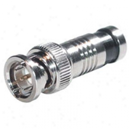 Cables To Go Compression Connector Rg59 50l