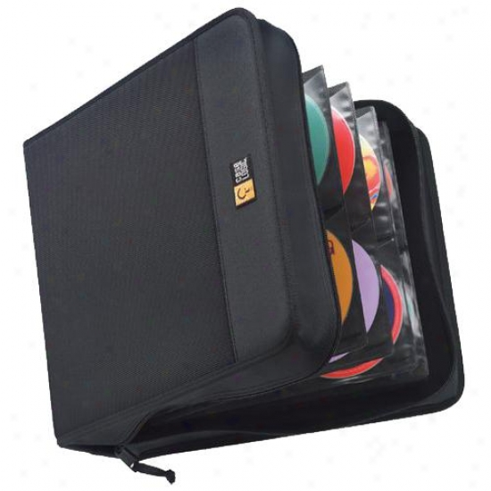 Case Logic 264 Capacity Cd Wallet - Cdw-264