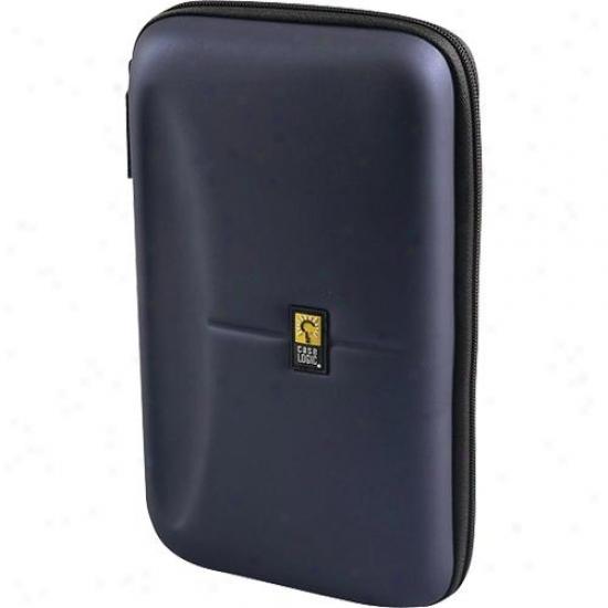 Case Logic 72 Capacity Heavy Service Cd Wallet