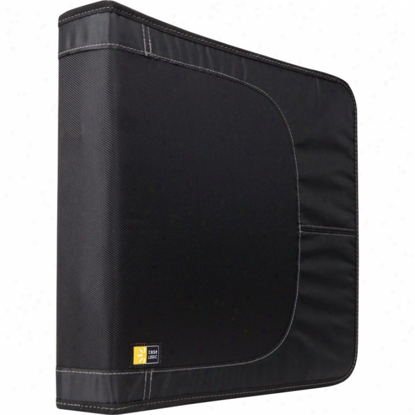 Case Logic Cdw-128 128 Capacity Cd Wallet