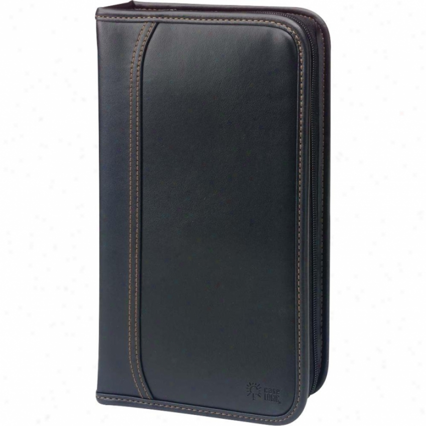 Case Logic Ksw-64 Koskin Cd Wallet (holds 64 Cds)