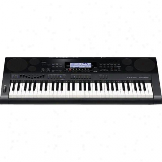 Casio 61-key Puano Keyboard Ctk-7000