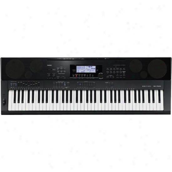 Casio 76-key Workstation Piano Keyboard Wk-7500