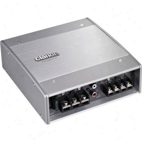 Clarion 2/1 Marine Power Amplifier 350 Watt Max Xc6210