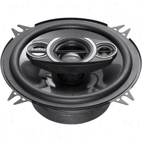 "Clarion 5.25"" 3 Way Car Speaker System Srq1332r"
