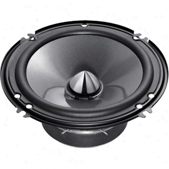 "Clarion 6.5"" Compoent Car Speakers System Srq1622s"