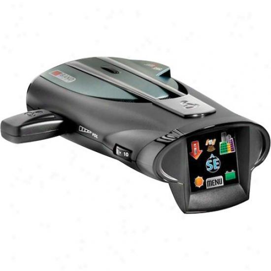 Cobra Xrs-9970g Radar Detector With Touchscreen Display