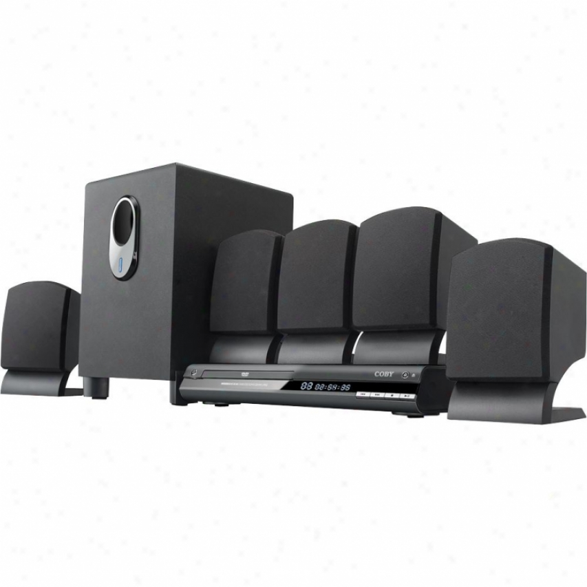 Coby 5.1-channel Dvd Home Theater